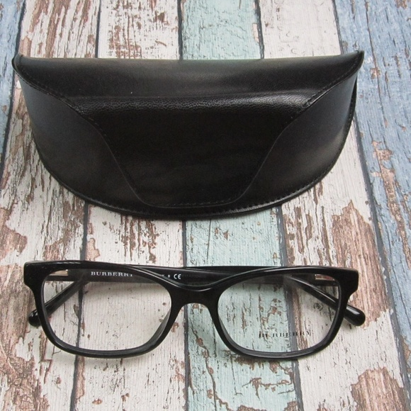 4f83b557b539 Burberry Accessories - Burberry B2201 3001 Womens Eyeglasses Italy OLM331